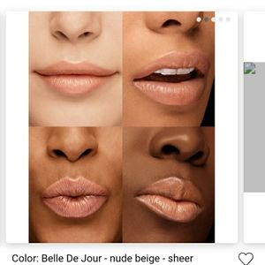 Brand New Nars Lipstick Rouge A Levres Color Belle
